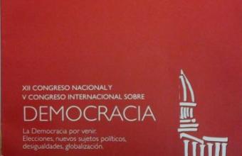 Investigador del CERI participó con ponencia en el XII Congreso Nacional y V Internacional Sobre Democracia en la Universidad de Rosario