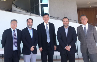 Delegación de la Academia China de Ciencias Sociales visitó UDD
