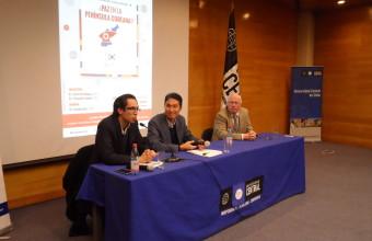 Investigador CERI participa en Conversatorio sobre Corea