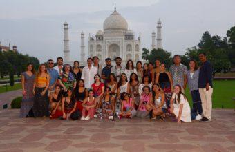 En India se desarrolló una nueva versión del programa Embajadores del Futuro