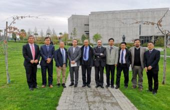 CERI sostuvo reunión con delegación del Consejo de Estado chino