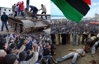 El impacto de los movimientos sociales en Medio Oriente y África y sus efectos en Chile