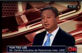Entrevista a Yun-Tso Lee en CNN