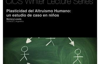 CICS Winter Lectures Series: Mariana Lozada en la UDD