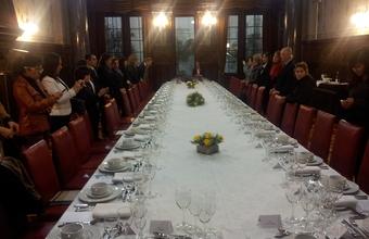 Termina Curso Ceremonial y Protocolo de la Facultad de Gobierno y la Academia Diplomática