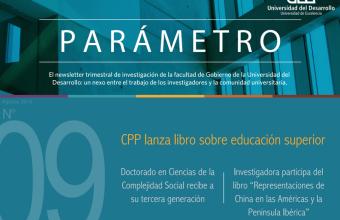 Revisa el noveno número del newsletter Parámetro