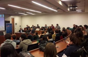 Ciencia Política UDD en conjunto con la Embajada de los EEUU organizó el panel de conversación sobre elecciones