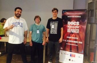 Docentes de Facultad de Gobierno y Diseño UDD, participan de Hackathon WebDocs en Valparaíso