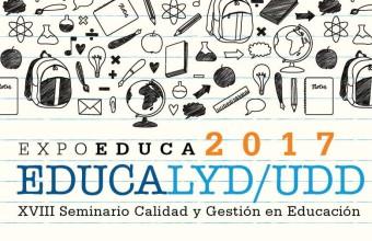 """Seminario """"Calidad y Gestión en Educación"""" organizado por LyD y Magister Políticas Educativas"""