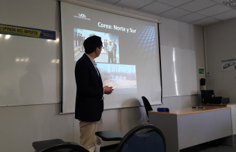 CERI realiza charla sobre la crisis de Corea del Norte