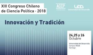XIII Congreso Chileno de Ciencia Política