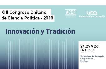 Llamado a presentar trabajos XIII Congreso Ciencia Política 2018