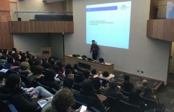 José de la Cruz Garrido expuso en Seminario sobre Convivencia Escolar