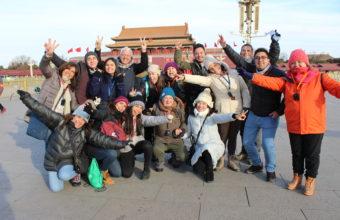 Exitoso viaje a China 2019