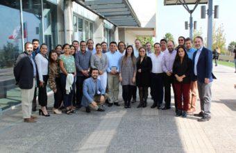 Magister en Políticas Públicas: Alumnos de Ecuador cursan clases en Chile