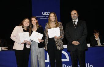 Ciencia Política premió a sus mejores alumnos y profesores