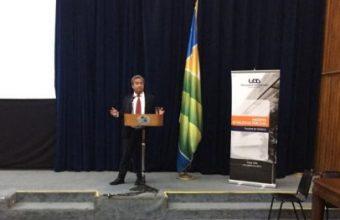 Facultad de Gobierno realizó Seminario en La Serena