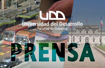 """UDD: 81% dice que es """"muy importante"""" reducir dieta y número de parlamentarios - El Mercurio"""