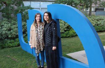 Alumnas de Ciencia Política son becadas para estudiar en el extranjero