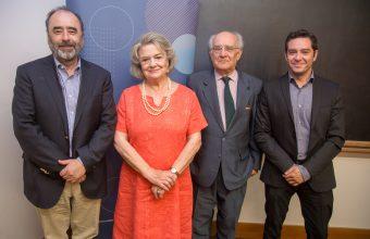 Segunda versión de conversaciones con impacto junto a Lucía Santa Cruz y Enrique López