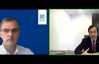 Conversaciones con impacto junto al ministro Lucas Palacios: Efectos del coronavirus en la economía chilena