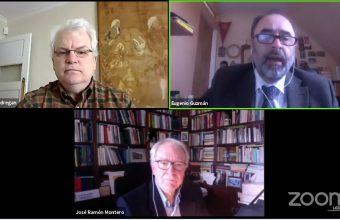 Seminario: Efectos políticos del Coronavirus, junto a los profesores John Londregan y José Ramón Montero