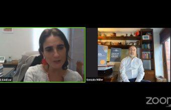 Conversaciones con Impacto junto a la ministra María José Zaldívar: Efectos del Coronavirus en el mundo laboral