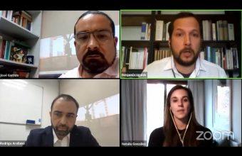 """Seminario """"El octubre chileno: Reflexiones sobre democracia y libertad"""""""